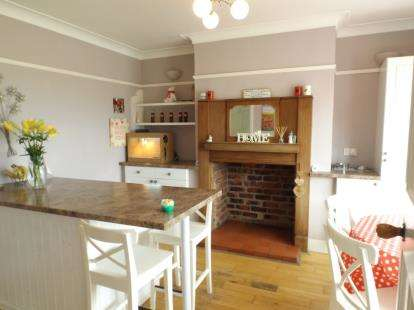 4 Bedrooms Semi Detached House for sale in Groes Road, Colwyn Bay, Conwy, LL29