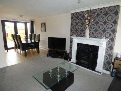 3 Bedrooms Terraced House for sale in Derwent, Tamworth, Staffordshire