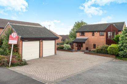 4 Bedrooms Detached House for sale in Moorthorpe Way, Owlthorpe, Sheffield, South Yorkshire