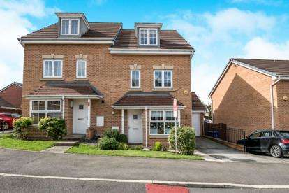 4 Bedrooms House for sale in Middlepeak Way, Sheffield, South Yorkshire