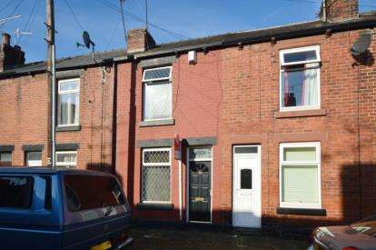 2 Bedrooms Terraced House for sale in Kipling Road, Hillsborough, Sheffield
