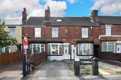 2 Bedrooms House for sale in Gilberthorpe Street, Rotherham, South Yorkshire