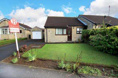 2 Bedrooms Bungalow for sale in Sorby Way, Wickersley, Rotherham, South Yorkshire