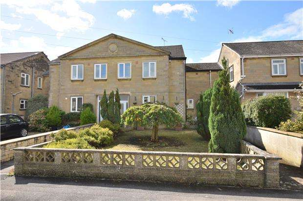 3 Bedrooms Semi Detached House for sale in Trinity Road, BATH, Somerset, BA2 5AB