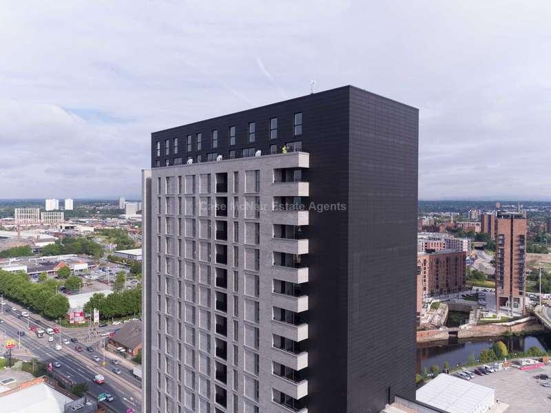 3 Bedrooms Apartment Flat for sale in One Regent, Regent Road, Manchester, M3 4JU