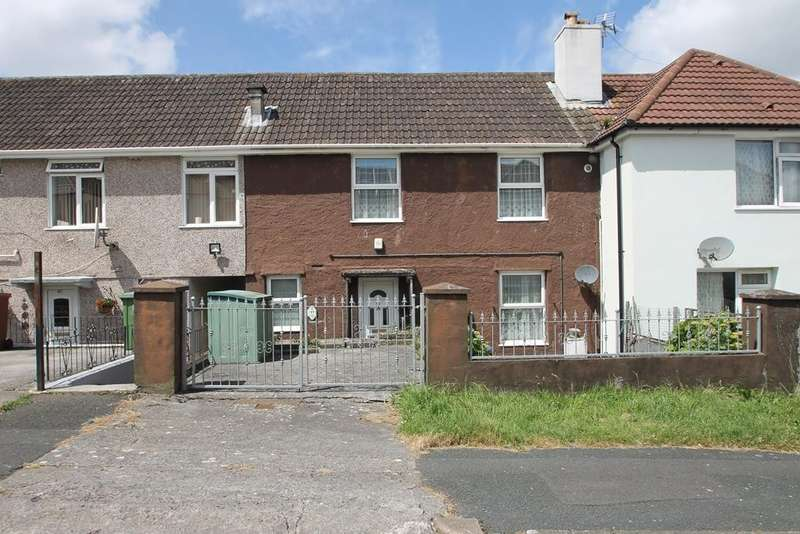 3 Bedrooms Terraced House for sale in Efford