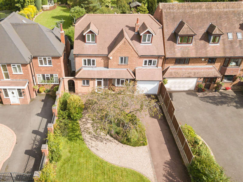 5 Bedrooms Detached House for sale in Diddington Lane, Hampton-In-Arden, Solihull
