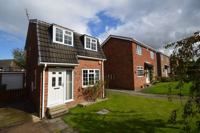 2 Bedrooms Detached House for sale in Rockwood Crescent, Calder Grove, Wakefield
