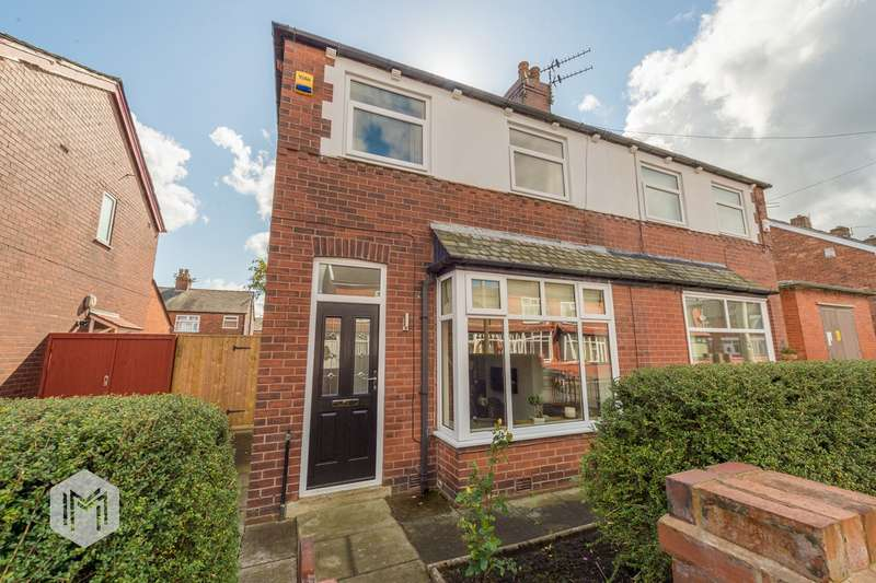 3 Bedrooms Semi Detached House for sale in Abingdon Road, Bolton, BL2