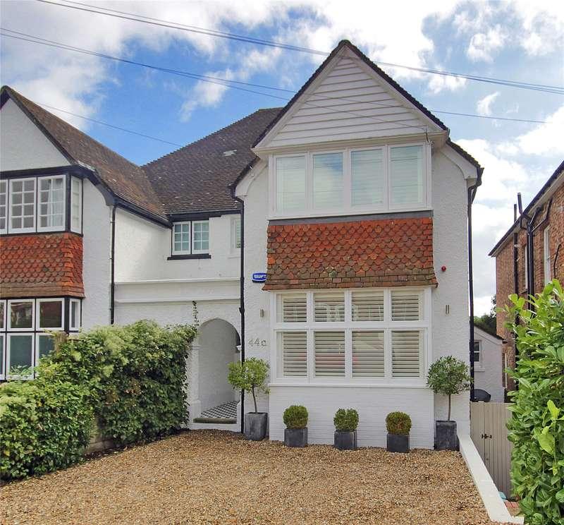 5 Bedrooms Semi Detached House for sale in Woodbury Park Road, Tunbridge Wells, Kent, TN4