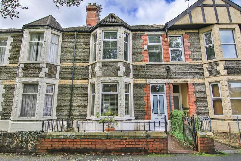 4 Bedrooms Terraced House for sale in Brook Road, Whitchurch, Cardiff