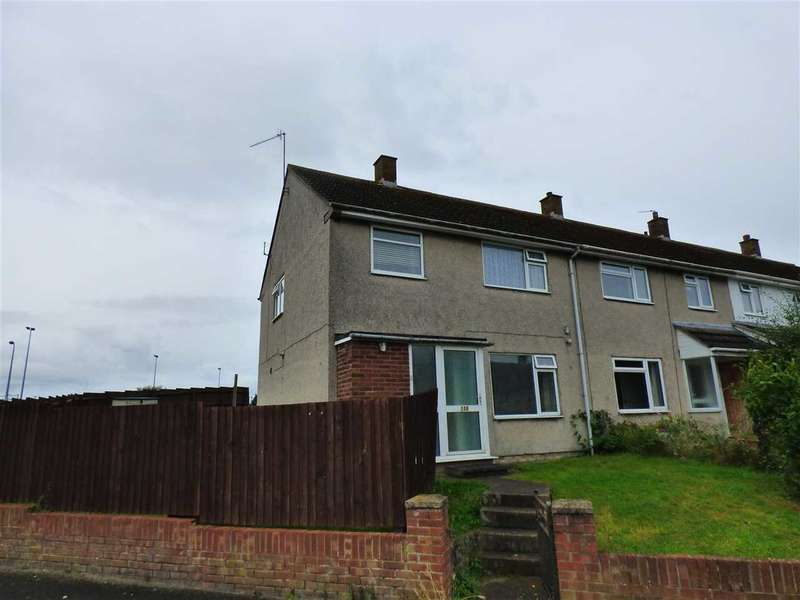 3 Bedrooms End Of Terrace House for sale in Western Avenue, Bulwark, Chepstow