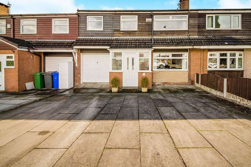 4 Bedrooms Semi Detached House for sale in Heather Lea, Denton, Manchester, M34