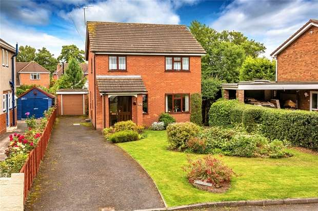 3 Bedrooms Detached House for sale in Harwood, Newtown, Church Aston, Shropshire