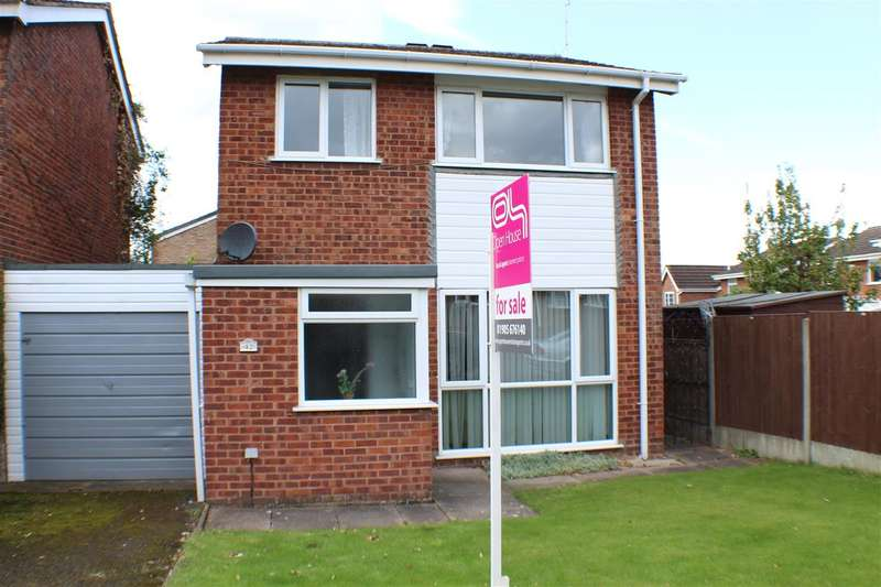 3 Bedrooms Detached House for sale in Winchcombe Drive, Worcester