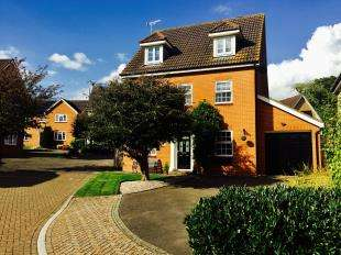 5 Bedrooms Detached House for sale in Aspen Drive, Ashford, Kent