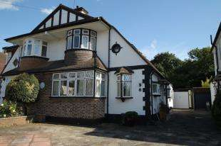 3 Bedrooms Semi Detached House for sale in Bushey Road, Shirley, Croydon