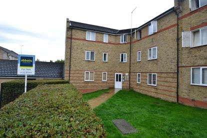 2 Bedrooms Flat for sale in Chelmsford, Essex, England