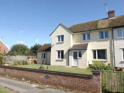 3 Bedrooms Semi Detached House for sale in Trimley St Martin, Felixstowe, Suffolk