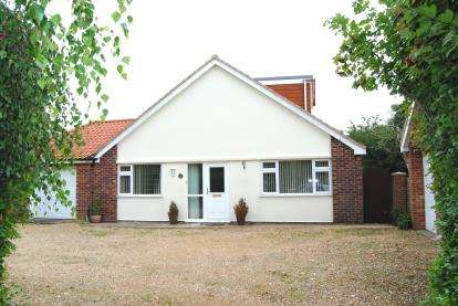 4 Bedrooms Bungalow for sale in North Runcton, Kings Lynn, Norfolk