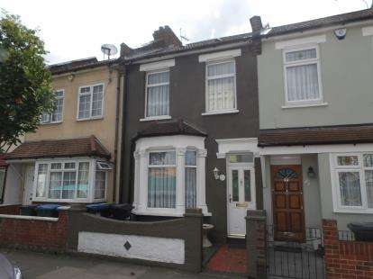 3 Bedrooms Terraced House for sale in Raynham Terrace, London, Edmonton, London