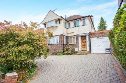 3 Bedrooms Semi Detached House for sale in The Crossways, Wembley, Kingsbury, London