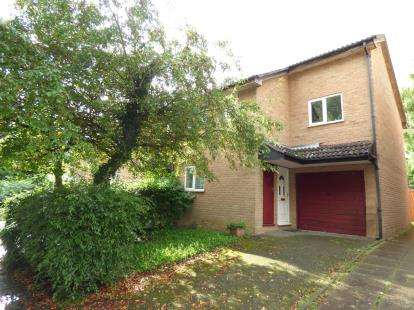 3 Bedrooms Semi Detached House for sale in Talland Avenue, Fishermead, Milton Keynes, Buckinghamshire
