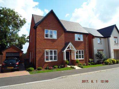 4 Bedrooms Detached House for sale in Poppy Close, Ambrosden, Bicester, Oxfordshire