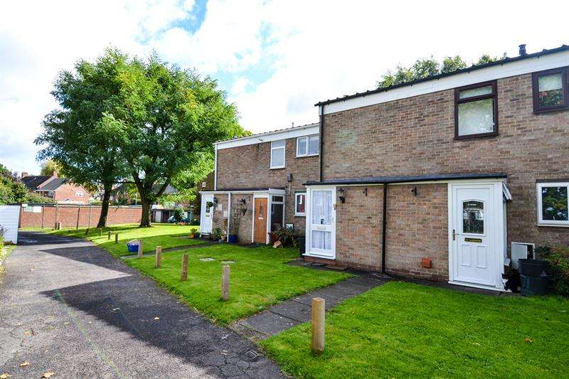 2 Bedrooms Maisonette Flat for sale in Parkdale Drive, West Heath, Birmingham