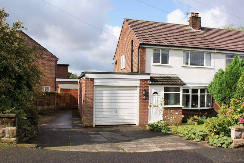 3 Bedrooms Semi Detached House for sale in Seaford Road, Harwood