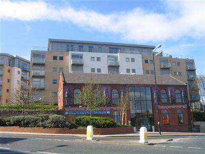 2 Bedrooms Flat for sale in Lime Square, City Road, Newcastle upon Tyne, Tyne and Wear, NE1