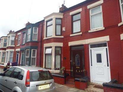 3 Bedrooms Terraced House for sale in Ennismore Road, Liverpool, Merseyside, England, L13