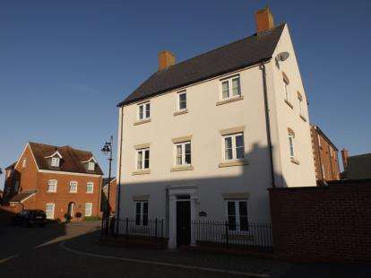 5 Bedrooms Detached House for sale in Amesbury, Salisbury, Wiltshire