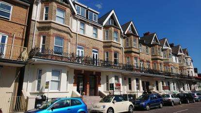 Flat for sale in 113-115 West Hill Road, Bournemouth, Dorset
