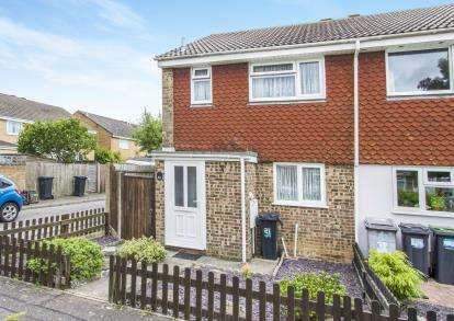 3 Bedrooms End Of Terrace House for sale in Muscliff, Bournemouth, Dorset