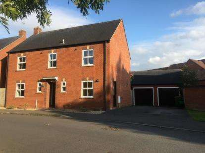 4 Bedrooms Detached House for sale in Cotford St. Luke, Taunton, Somerset