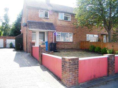 4 Bedrooms Semi Detached House for sale in Poole, Dorset