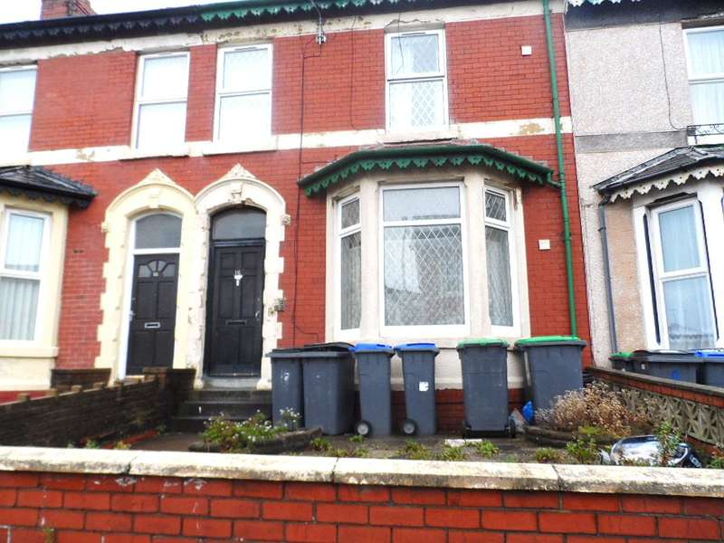 Commercial Property for sale in Egerton Road, BLACKPOOL, FY1 2NW