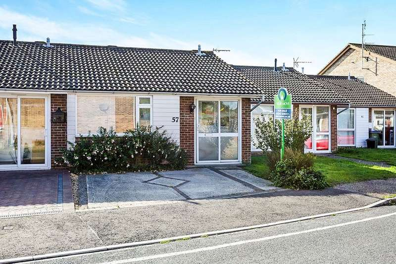 2 Bedrooms Semi Detached Bungalow for sale in Markfield, North Bersted, Bognor Regis, PO22