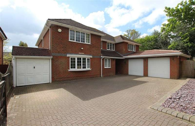6 Bedrooms Detached House for sale in Long Lane, Tilehurst, Reading, RG31