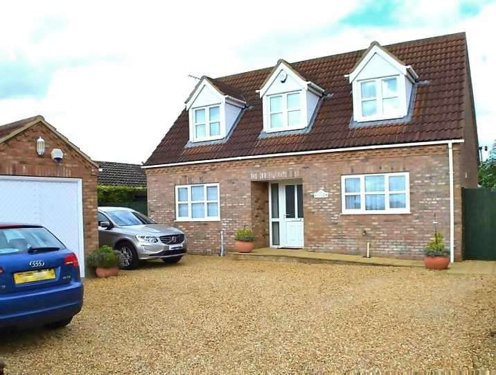 4 Bedrooms Detached House for sale in School Road, Runcton Holme, King's Lynn