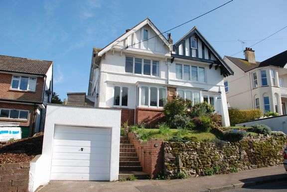 4 Bedrooms Semi Detached House for sale in Alexandria Road, Sidmouth