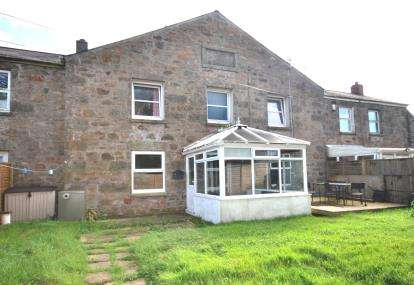 4 Bedrooms Terraced House for sale in Druids Road, Illogan Highway, Redruth