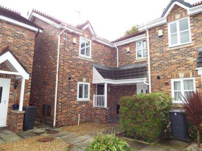 2 Bedrooms Terraced House for sale in Meremanor, Worsley, Manchester, Greater Manchester