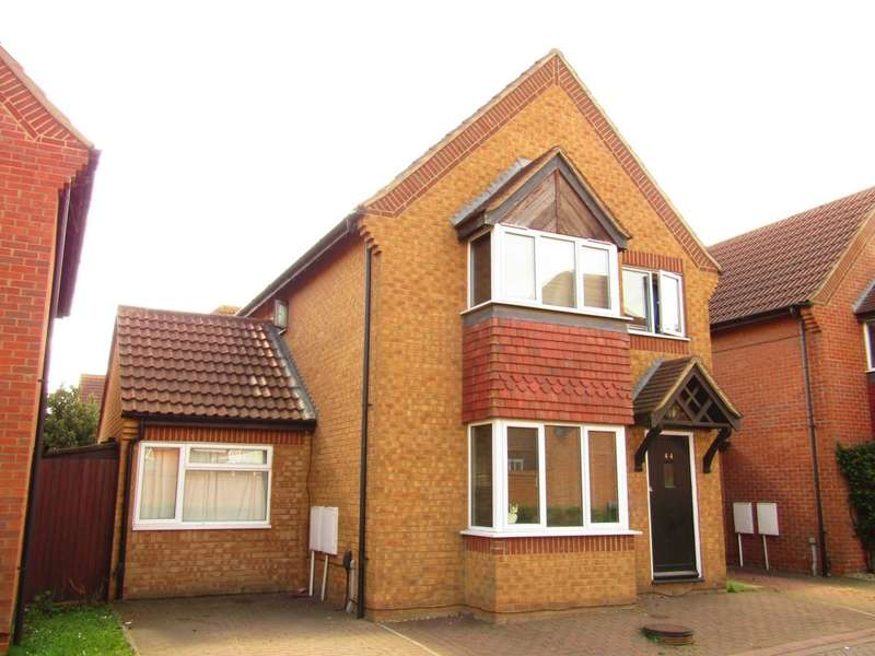 4 Bedrooms House for sale in Snowley Park, Whittlesey, PE7