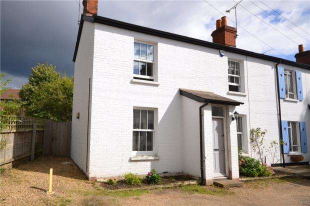 3 Bedrooms End Of Terrace House for sale in Moorlands Place, Camberley, Surrey