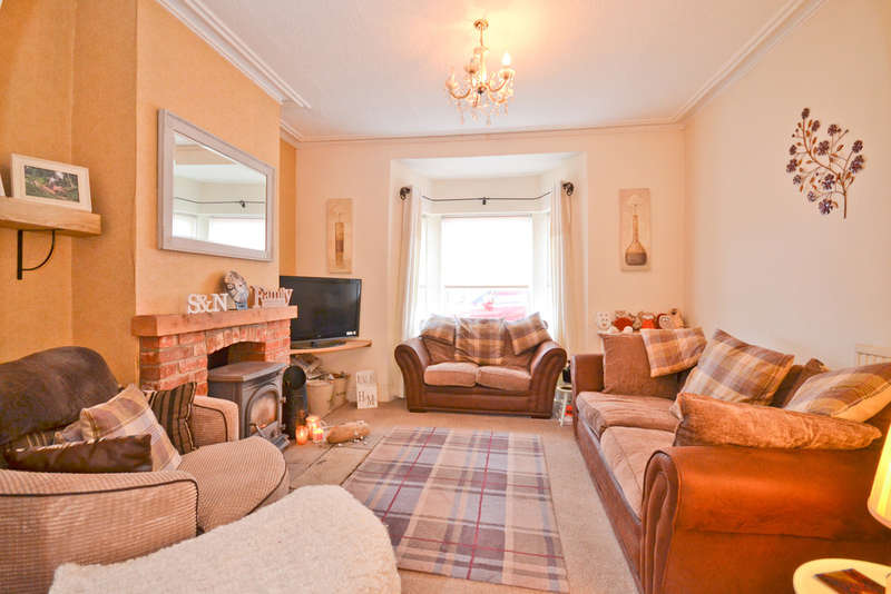 3 Bedrooms End Of Terrace House for sale in Lake, Isle of Wight
