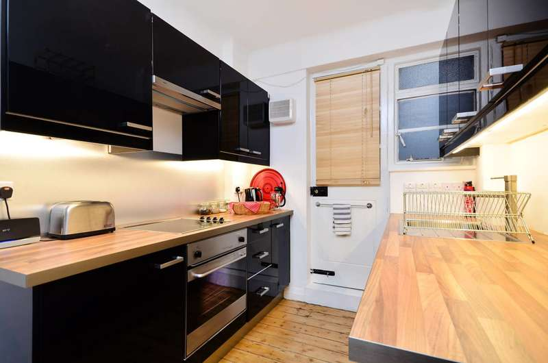 2 Bedrooms Flat for sale in Hatherley Grove, Bayswater, W2
