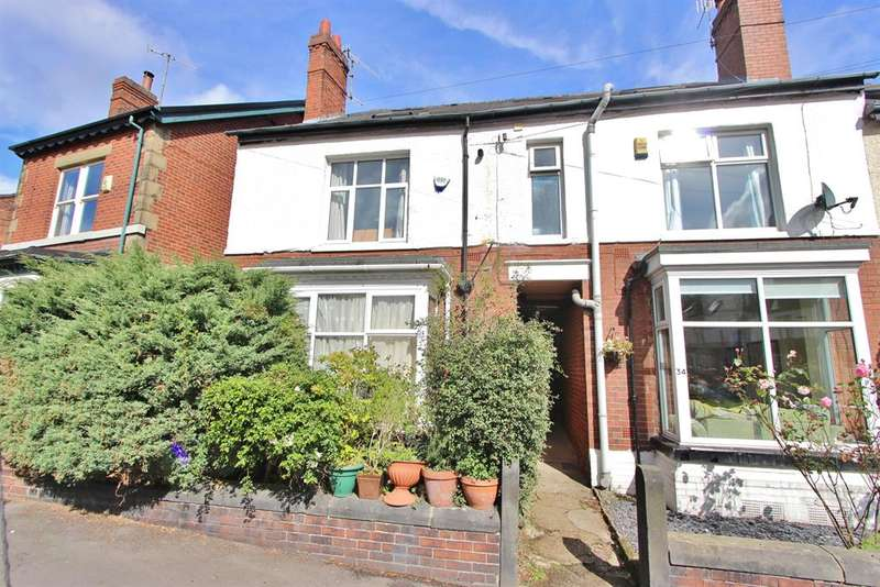 4 Bedrooms End Of Terrace House for sale in Fulney Road, Sheffield, S11 7EW
