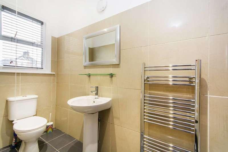 1 Bedroom Flat for sale in Killieser Avenue, Telford Park, SW2